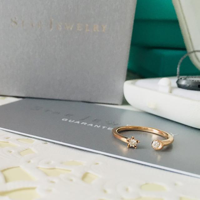 STAR JEWELRY(スタージュエリー)のスタージュエリー star&noon ダイヤモンドリング レディースのアクセサリー(リング(指輪))の商品写真