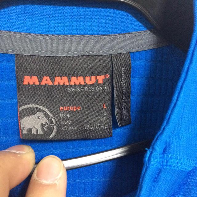 Mammut(マムート)のマムート MAMMUT ジャケットです。 スポーツ/アウトドアのアウトドア(登山用品)の商品写真