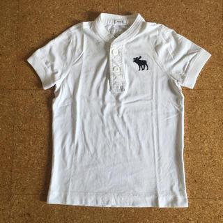 アバクロンビーアンドフィッチ(Abercrombie&Fitch)の値下げ!アバクロ キッズ*半袖Tシャツ♪S(その他)