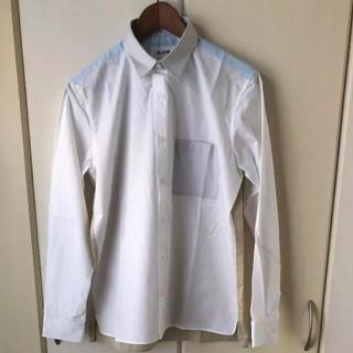 アロイ(ALOYE)の未使用 今期 ALOYE カラーブロックシャツ サイズM(シャツ)