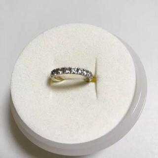 ヨンドシー(4℃)の4℃ SILVER ピンキーリング(リング(指輪))