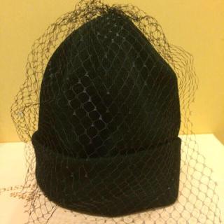 パサージュミニョン(passage mignon)のせな様 分 チュールニット帽(ニット帽/ビーニー)