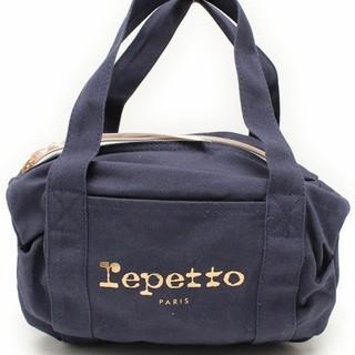 レペット(repetto)の終了間近☆repetto バッグ(未使用に近い)(ボストンバッグ)