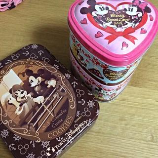 ディズニー(Disney)のディズニーのお菓子の缶(その他)