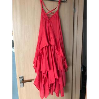 ジェリーガルシア(JELLY GARCIA)のジェリーガルシア の真っ赤なドレス(その他)