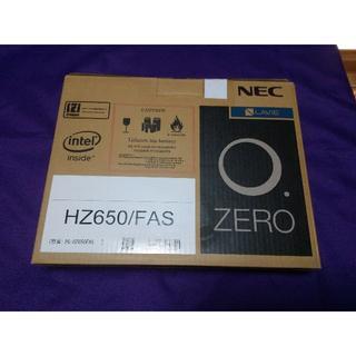 エヌイーシー(NEC)のNEC LavieHybrid ZERO PC-HS650FAS office有(ノートPC)