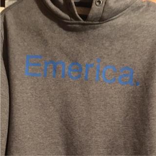 エメリカ(Emerica)の【美品 送料無料】Emerica. メンズ パーカー Mサイズ ストリート系(パーカー)
