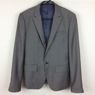美品 シュリセル テーラードジャケット グレー サイズ2