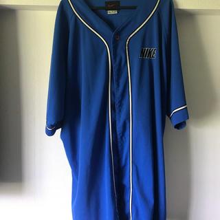 ナイキ(NIKE)のNIKE ベースボールシャツ ビンテージ(Tシャツ/カットソー(半袖/袖なし))