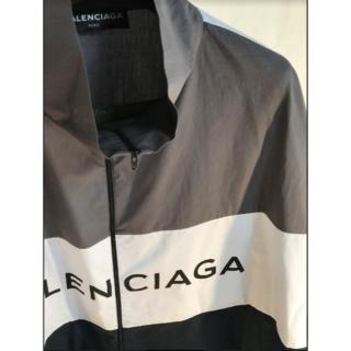 バレンシアガ(Balenciaga)のトラックスーツ ポプリンシャツ ロゴ(その他)