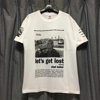 美品 Bruce Weber Tシャツ anvil M ブルースウェーバー(Tシャツ/カットソー(半袖/袖なし))