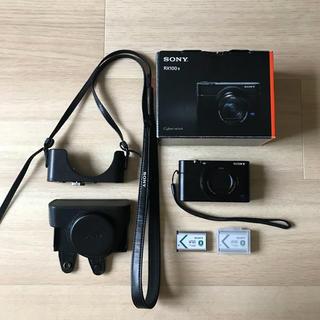 ソニー(SONY)のソニー sony rx100m5 コンパクトカメラ(コンパクトデジタルカメラ)