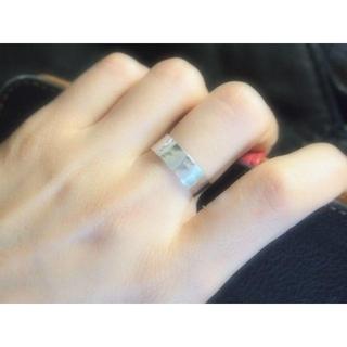シンプルbrassリング06(リング(指輪))