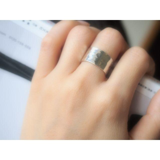 シンプルbrassリング10 レディースのアクセサリー(リング(指輪))の商品写真
