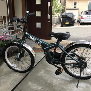 ジープ(Jeep)のジープ 子供用自転車(自転車)