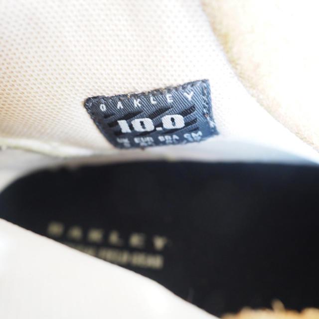 Oakley(オークリー)のメンズ スエード ブーツ ベージュ アメリカサイズ10/28cm メンズの靴/シューズ(ブーツ)の商品写真