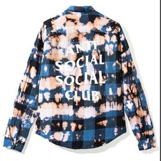 アンチ(ANTI)のAnti Social Social Club アンチソーシャルクラブ(シャツ)
