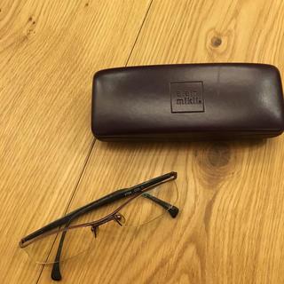 アランミクリ(alanmikli)のalain mikli 眼鏡(サングラス/メガネ)