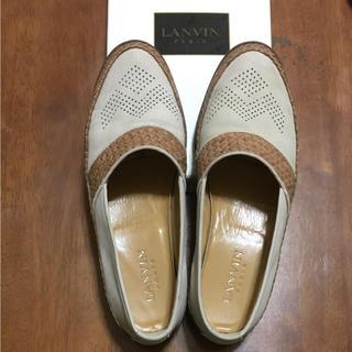 ランバン(LANVIN)のLANVIN  靴(その他)