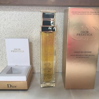 クリスチャンディオール(Christian Dior)のプレステージ ソブレーヌ オイル 50ml 1本(その他)