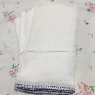 ムジルシリョウヒン(MUJI (無印良品))の落ち綿ふきん 無印(収納/キッチン雑貨)