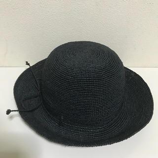 ムジルシリョウヒン(MUJI (無印良品))の無印良品 新品未使用 たためる帽子(麦わら帽子/ストローハット)