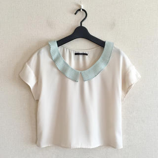 カスタネ(Kastane)のKastane♡プルオーバーシャツ(シャツ/ブラウス(半袖/袖なし))