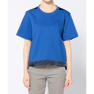 ドゥロワー(Drawer)のイタリア製 Drawer ワッフル ショートスリーブ  ¥35,640(Tシャツ(半袖/袖なし))