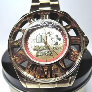 セガ(SEGA)のミッキーマウスプレミアムリストウォッチ(非売品)腕時計(腕時計(アナログ))