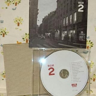 ムジルシリョウヒン(MUJI (無印良品))の 無印良品BGM CD 2(その他)