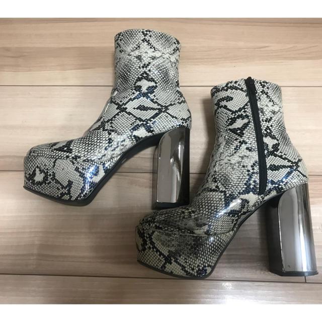 G.V.G.V.(ジーヴィジーヴィ)のgvgv ブーツ レディースの靴/シューズ(ブーツ)の商品写真