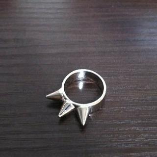 ★カッコイイ トゲリング★(リング(指輪))