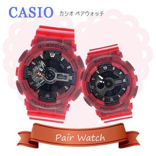 ベビージー(Baby-G)の✨新品・未使用✨ 【ペアウォッチ】カシオ CASIO Gショック ベビーG(腕時計)