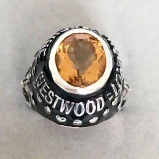 ヴィヴィアンウエストウッド(Vivienne Westwood)のカレッジ リング 約9号(リング(指輪))