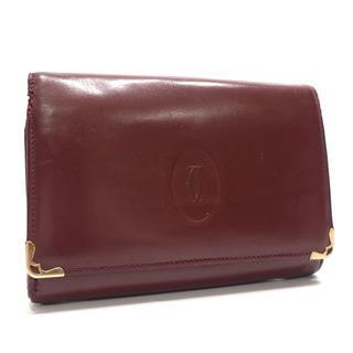 カルティエ(Cartier)のA444 マリー様専用(財布)