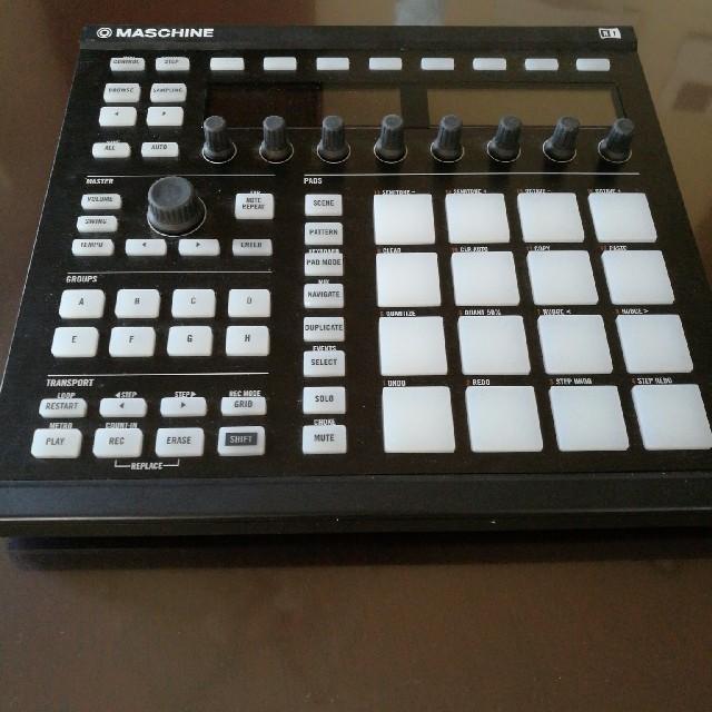 Native Instruments MASCHINE MK2 Black 楽器のDTM/DAW(MIDIコントローラー)の商品写真