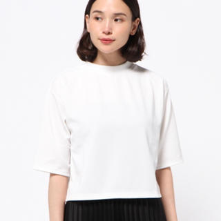 ダミー(DAMMY)のDAMMY ワイド5分袖Tシャツ(Tシャツ(半袖/袖なし))