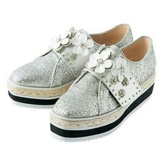 チェスティ(Chesty)のChesty  Flower Platform Shoes(スニーカー)