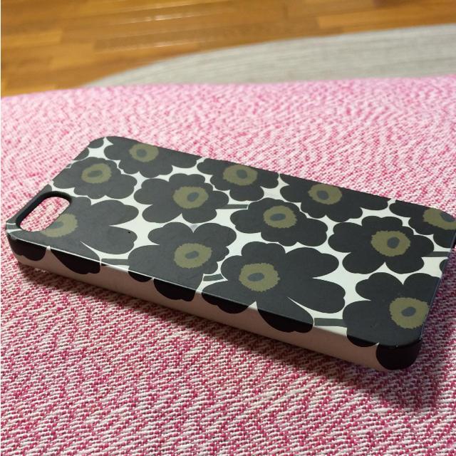 marimekko(マリメッコ)のマリメッコ   iPhone  5.5s    SE スマホ/家電/カメラのスマホアクセサリー(iPhoneケース)の商品写真