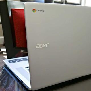 エイサー(Acer)のChromebook Flagship CB3-532【SSD&未使用】😊🌊(ノートPC)