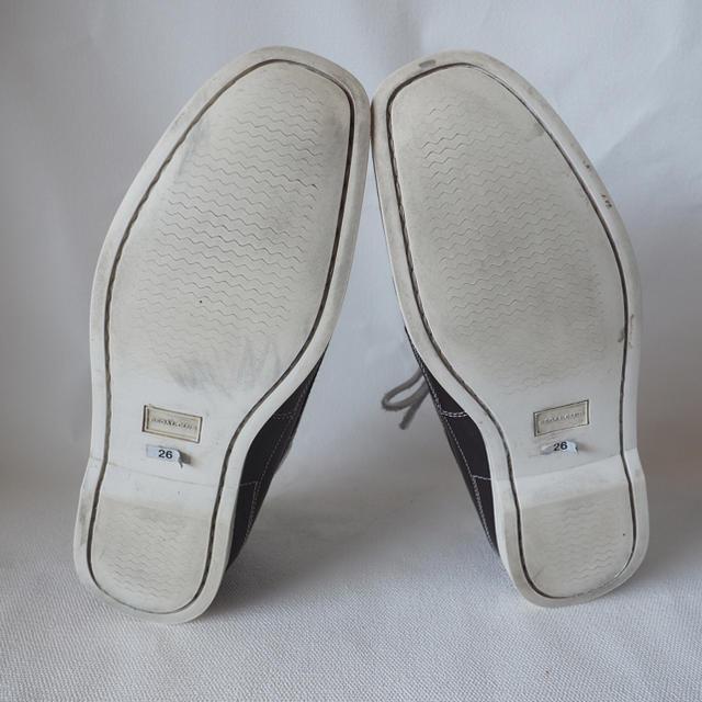 リーガルクラブ REGAL CLUB メンズ デッキシューズ ブラウン 紐  メンズの靴/シューズ(デッキシューズ)の商品写真