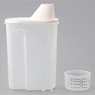 ムジルシリョウヒン(MUJI (無印良品))の無印良品 冷蔵庫用米保存容器 (容器)