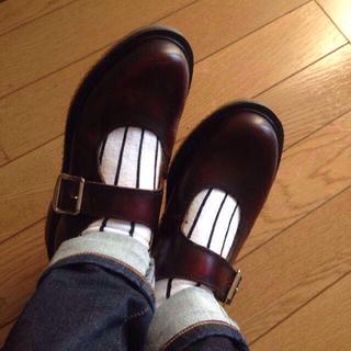 ドクターマーチン(Dr.Martens)の夏みかん様 11/26までお取り置き中(ローファー/革靴)