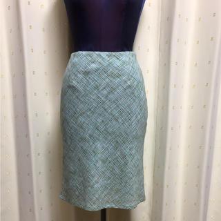 ヨンドシー(4℃)のお値下げ☆美品☆4℃☆スカート(ひざ丈スカート)