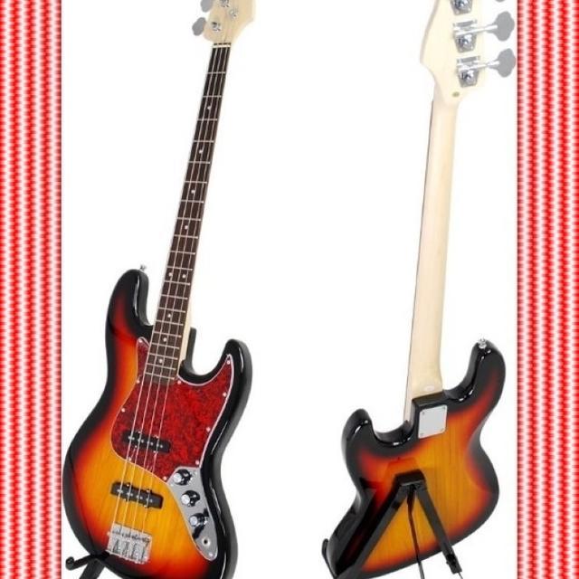 ☆SALE中☆コンパクトギタースタンド 折りたたみ式 楽器のギター(エレキギター)