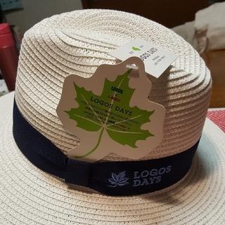 ロゴス×しまむら LOGOS DAYS むぎわら帽子