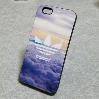 アディダス(adidas)のiPhone6/iPhone6s専用スマホケース ソフトケース ラバー 空雲(iPhoneケース)