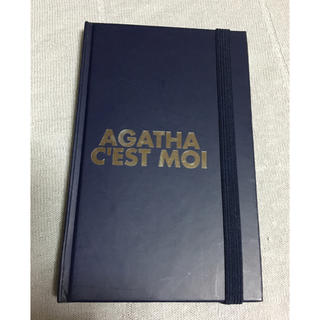 AGATHAミニノート