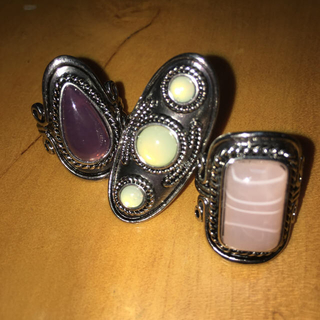 フォーエバートゥエンティーワン(FOREVER 21)のFOREVER21 アクセサリー 指輪(リング(指輪))