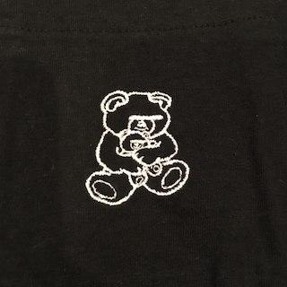 アンダーカバー(UNDERCOVER)のundercover bear pocket tee M クマ アンダーカバー(その他)